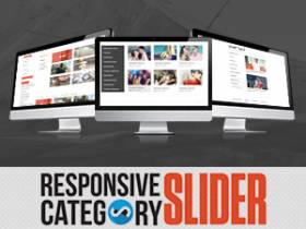 Responsive Category Slider - A Break-through Of WordPress Content Slider