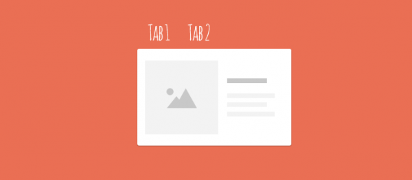 Tabs Plugin for Joomla Page Builder Gridbox
