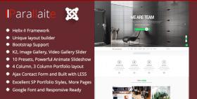TM Parallaite - Responsive Multipurpose Joomla Template