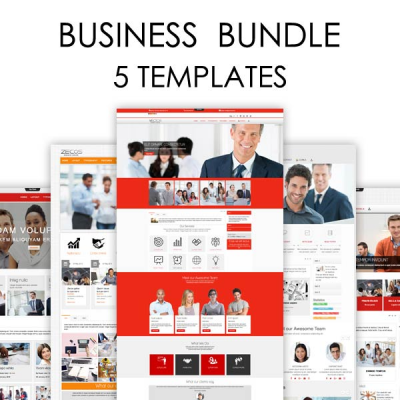 Business Bundle -JoomlaTD