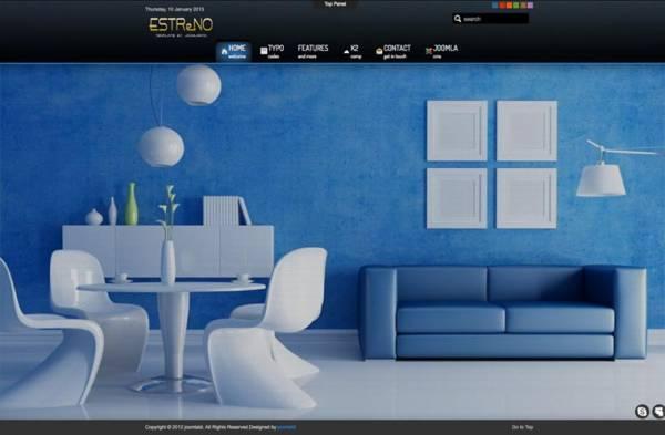 Td Estreno - Responsive template