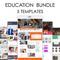 Education Bundle -JoomlaTD