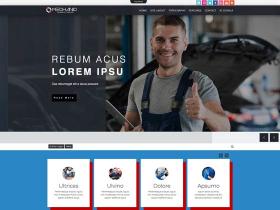 Td Mechanic - Joomla template