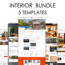 Interior Bundle -JoomlaTD