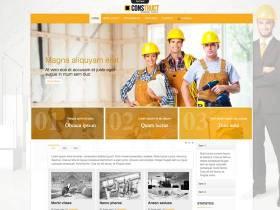 Td Construct - Joomla template