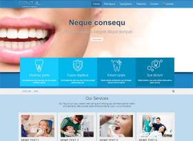 Td Dental - Joomla template