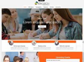 Td Education - Joomla template