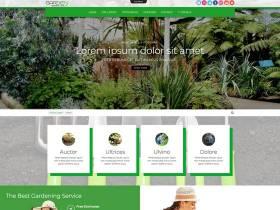 Td Garden - Joomla template