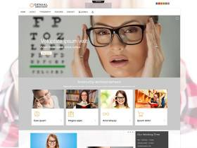 Td Genial - JoomlaTD template