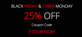 Black Friday 25% off - Joomlatd