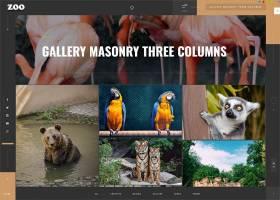 Td Zoo - Joomla template