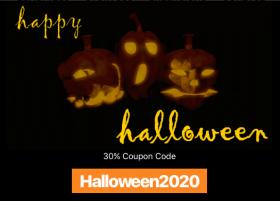 Halloween offer - Themescreative