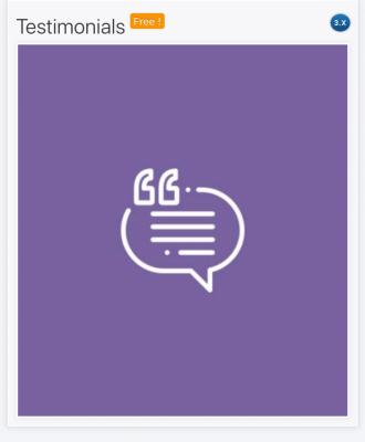 Customer reviews Joomla module - Olwebdesign