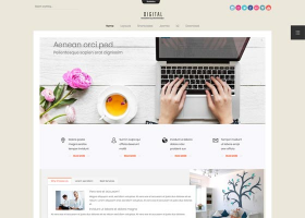 Ol_Digital- Joomla Template