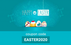 Easter sales - 25% off all products