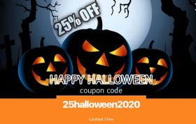 Halloween offers - Olwebdesign