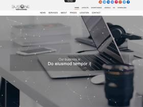 Ol_Busone - Joomla Template