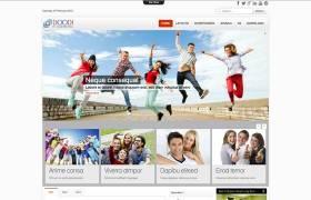 Ol_Doodi - Joomla Template