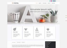 Ol_Minimal- Joomla Template