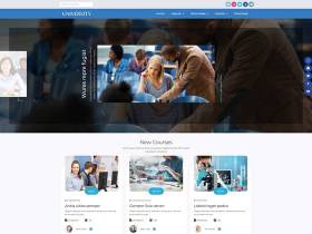 Ol_University- Joomla Template