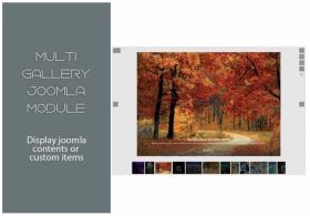 Multigallery - Joomla Module
