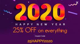 Mixwebtemplates - 25% New Year sales!