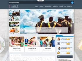 Mx_joomla142 - Free Joomla Template
