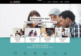 Mx_joomla160 - Free Joomla Template