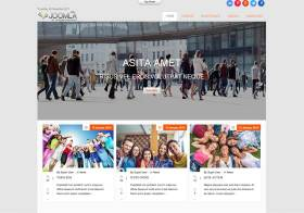 Mx_joomla163 - Free Joomla Template
