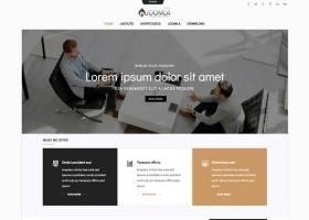 Mx_joomla185 - Free Joomla Template