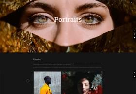 Photography Joomla Template