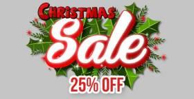 Mixwebtemplates - 25% Christmas sales!