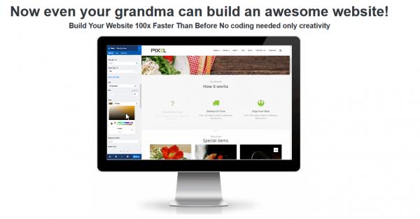 Pixel - Premium Multipurpose Joomla Template
