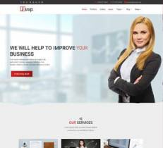 JUUP -  Business Joomla Template