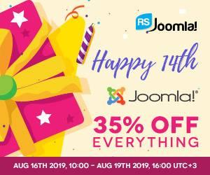 Happy Birthday Joomla!