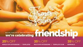 Celebrating Friendship Week at RSJoomla!
