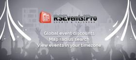 RSEvents!Pro, new features, tweaks and improvements