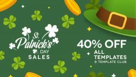 Saint Patrick's Day Promotions