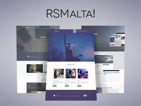 RSMalta! Joomla! 3 Responsive Template