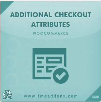 WooCommerce Checkout Fields Plugin by FMEAddons