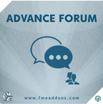 Magento Forum Extension - FMEAddons