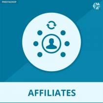 Affiliate PrestaShop Module by FMM