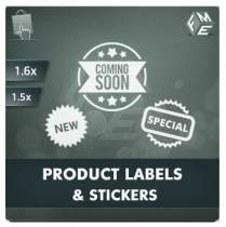 PrestaShop Stickers & Labels Module
