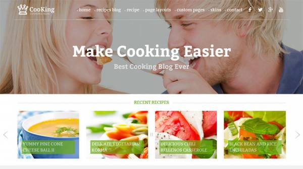 PE Cooking Blog
