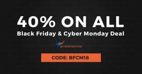 Black Friday Sale - grab WordPress themes -40% OFF