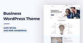 WCAG & ADA business WordPress theme