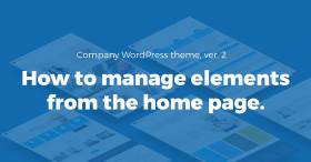Company WCAG and ADA WordPress theme video tutorial