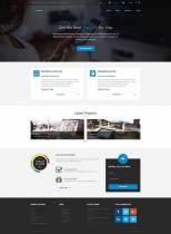 PE Internet WordPress theme