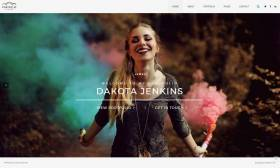 PE Portfolio WordPress theme