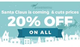 Christmas sale - WordPress themes 20% OFF